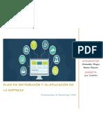 Trabajo 7 (Investigación Plan de Distribución) Fundamentos de Marketing