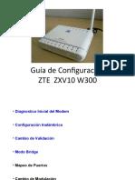 Configuracion ZTE W300.ppt