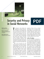 Ahn, Shehab, Squicciarini - 2011 - Security and Privacy in Social Networks.pdf