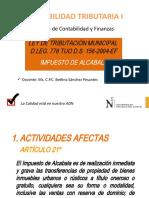 5° SEM Impuesto de Alcabala