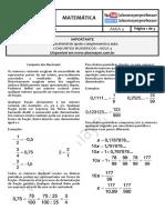 Matematica- conjuntos