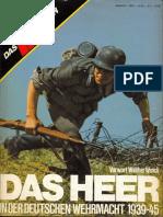 Das III Reich Sondersheft 06 Das Heer in Der Deutschen Wehrmacht 1939-1945