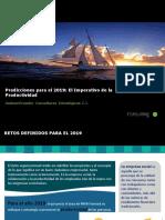 Predicciones para el 2019 - El imperativo de la Productividad_Deloitte