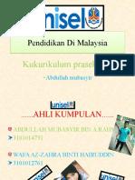 Pendidikan d Malaysia Basyir