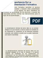 14.-importancia de la retroalimentacion formativa