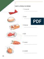 Exercitii Clasa I Food