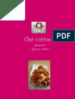Clea Cuisine Japonais 1