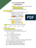 02.- Matemáticas.