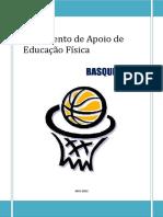 Doc. Apoio Basquetebol
