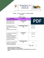 MATRIZ TESTE 9ºD FEVEREIRO frances.docx