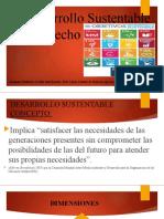 El Desarrollo Sustentable y el Derecho