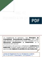 NIC 12 Impuesto a las Ganancias 17-03-2020 A