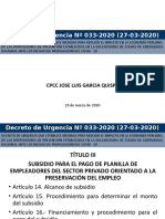 DU 033-2020
