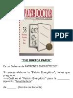 Tutorial - Como Elaborar Sus Patrones Energeticos the DOCTOR PAPER 10