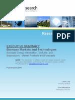 BMASS 10 Executive Summary