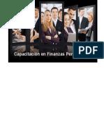Capacitacion finanzas personales