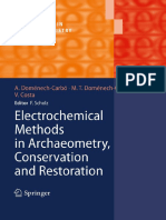 Domenech-Carbo et al - Electrochemical Methods in Archaeometry, Conservation and Restoration