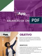 AppXolot Balanceo-de-líneas