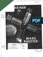 Mariner IV Mars Photos