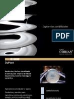 CORIAN | Book Comercial - ilabel