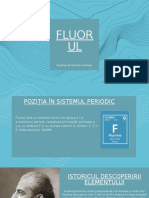 Fluorul