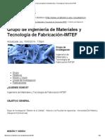 Grupo de Ingeniería de Materiales y Tecnología de Fabricación-IMTEF.pdf