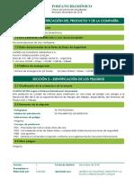 FDS - FOSFATO DIAMÓNICO