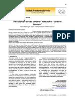 Para além do direito a morrer .pdf