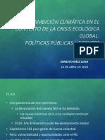 PPT sobre NDC -Exposición de Ernesto Ráez