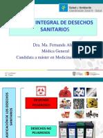 GESTIÓN INTEGRAL DE DESECHOS SANITARIOS 1