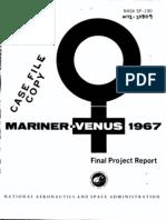 Mariner Venus 1967