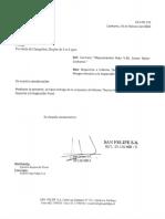 Respuesta al informe tecnico n°13