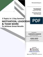 Motivatio Leadership Teamwork.pdf