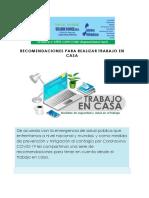 PROCEDIMIENTO MEDIAS EN CASA ANTE CORONAVIRUS.pdf