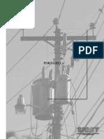 66-E-2001 Estándares para la construcción de líneas aéreas de distribución de energía eléctrica COMPLETO OCR.pdf