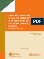 Ciudadanía intercultural. Experiencias educativas con pueblos indígenas en América Latina.