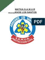 Normativa SAMUR Arkeanos Los Santos.pdf