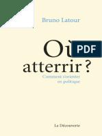 Latour_Ou Atterrir