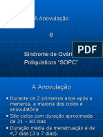 A Anovulação e PCO