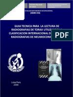 Gemo-008 Guia Tecnica Lectura de Radiografias Oit