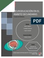 Sem. Nº 931 Bonzi, Federico y otros... - Neuroeducación en el ámbito secundario