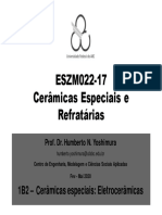 Eletrocerâmicas-2 Ferroelétricos