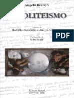 Brelich - Il politeismo-Editori Riuniti University Press (2015)