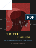 Martin Holbraad - Truth in motion _ the recursive anthropology of Cuban divination-University Of Chicago Press (2012).pdf