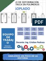 EXPOSICION No. 6 - PROCESO DE SOPLADO