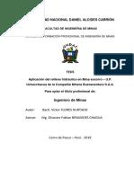 Aplicación del relleno hidráulico en Mina socorro – U.P..pdf