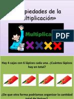 Propiedades de la Multiplicación» y variable incognita.pptx