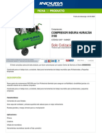 COMPRESOR_INDURA_HURACÁN_3100