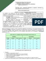 Taller No 1 -Introducción al Sistema Internacional de medidas -Ciclo Iv y V