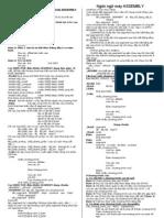 Các ngắt của hệ thống hỗ trợ cho lập trình ASSSEMBLY